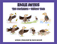 Eagle Antics - The Cartoons volume 2