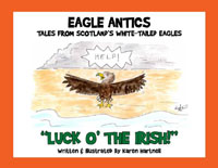 Eagle Antics: Luck O' The Irish