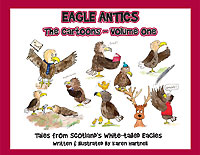 Eagle Antics - The Cartoons volume 1